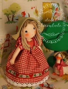 Dolci Bambole-Porcellana fredda- Polymer clay-Porcelana fria: