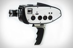 Bolex D16 Cinema Camera | Via: Uncrate