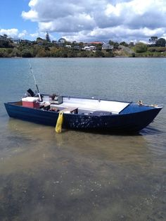 12ft aluminium dinghy with seagull outboard