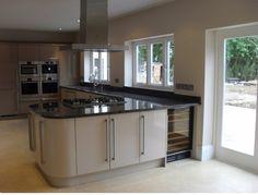 Modern contemporary gloss kitchen 2012  applegarth