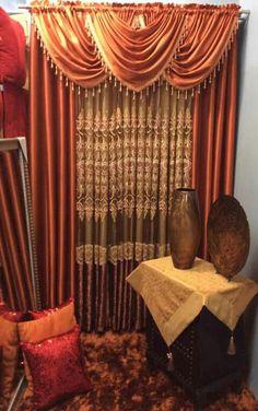 HomeChoice Pia Curtains