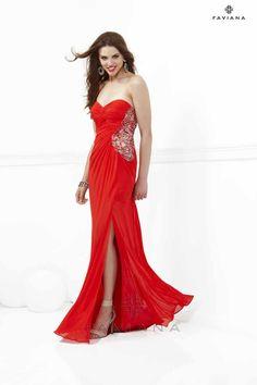 Faviana 7142 Prom