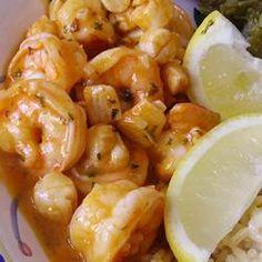 Chile-Garlic Shrimp Allrecipes.com