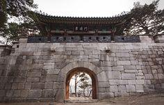 역사 속으로 힐링, 서울 성곽길 걷기