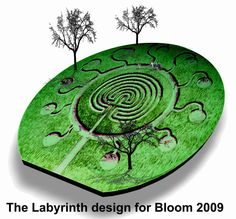 Labyrinth Design for Bloom 2009 http://www.bfei.ie
