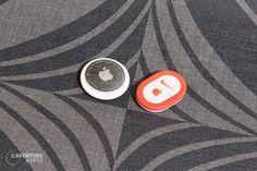 AirTag et Nike+ iPod sensor (2006)