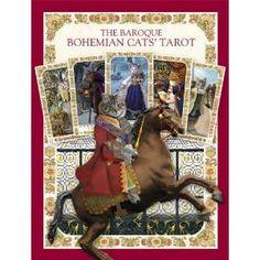Baroque Bohemian Cats Tarot Deck