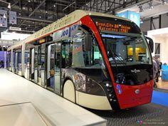 Tram like bus Van Hool Exqui.City 24 | Pi Eye | 2013-05-27