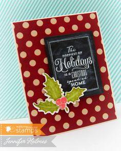 Simple Flourishes: A Waltzingmouse Christmas
