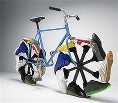 La bici che cammina :-)