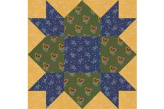 """Try One of My 12"""" Quilt Block Patterns"""