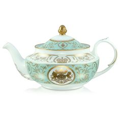 Royal Arms 6 Cup Teapot Royal Collection Trust Shop