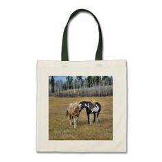 Horse-lovers Equine Ranch Horse Photo Tote Bag