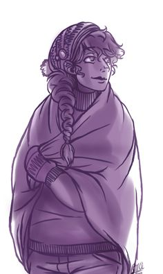 "PJO Countdown to Christmas 22/25 Reyna by ""lazyperfs"" REYNA'S IS MY FSVORITE NUMBER YES"