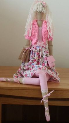 Lorraine's Tilda Dolls - FACEBOOK!!