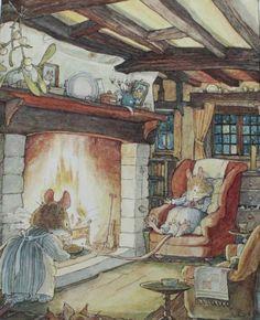 Jill Barklem - Winter Story