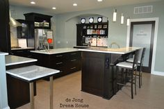 Dream kitchen - not because of decor but incredible functional setup!!!