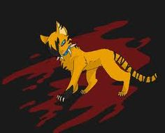 Tigerstar's daughter, Tawnypelt. I can't believe someone tried to make her look evil! She's a good guy!