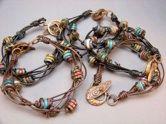 Knotty bracelets