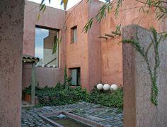 Arquitectura - Paisajismo - Ricardo Pereyra Iraola - Buenos Aires - Argentina - Casa - Paisajista - Detalles - Patio