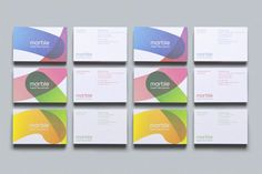 Australian studio There developed this colorful rebrand for Marble, abusiness whose focus isontechnical recruitmentfor the mining andconstructionindustrie