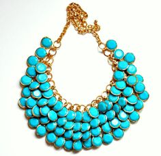 Turquoise brings out the best in everything! <3