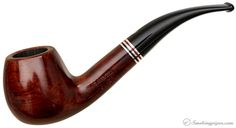 Savinelli Joker Smooth (636) (6mm) Pipes at Smoking Pipes .com