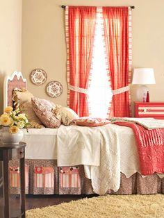 Pretty bedroom colors