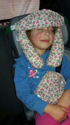 Kit Estilingue do soninho e almofada de pescoço ajustável