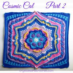 Cosmic Cal Part 2 - Crystals & Crochet