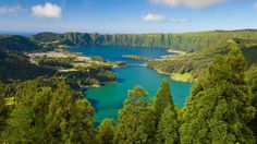 Azores: All at the Sea Via Eco Traveller | 15/02/2013 Far out into the North Atlantic Ocean, an archipelago of nine islands offers a secluded getaway for relaxation and natural activities. #Portugal
