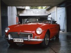1967 #Mg #MGB ROADSTER for sale - € 8.000