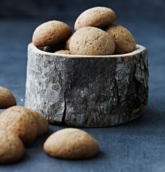 Pebernødder -  julens bedste bagværk