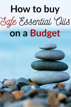 Buying safe essential oils can be complicated. They're either too expensive or not safe quality. I found the best ways to safely buy essential oils on a budget so you can do it too!