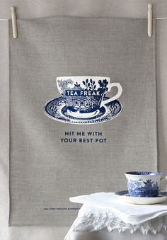 Hey, I found this really awesome Etsy listing at https://www.etsy.com/au/listing/210641759/tea-freak-linen-tea-towel