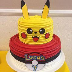 Pokemon – Modern Pokemon The post Pokemon – Modern appeared first on Poke Ball. Festa Pokemon Go, Pokemon Cakes, Bolo Pikachu, Pikachu Cake, Pikachu Pikachu, Pokemon Themed Party, Pokemon Birthday Cake, Birthday Cupcakes, Cup Cakes