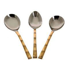 Serveware Set cubiertos para la comida de la India 26, 26, 26 Cm: Amazon.es: Hogar