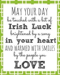 St. Patricks Day Quote | Hermosa Jewelry Blog | #irishluck #lucky #stpatricksday : St. Patricks Day Quote | Hermosa Jewelry Blog | #irishluck #lucky #stpatricksday #Patricks #Quote #Hermosa Irish Prayer, Irish Blessing, St Patricks Day Quotes, Happy St Patricks Day, Saint Patricks, St Patrick Quotes, Vintage Frases, Irish Toasts, Irish Jokes
