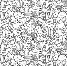 These are some personal doodle patterns that would be good for phone covers, material, wrapping paper etc.