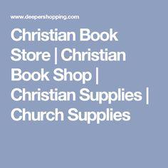 Christian Book Store | Christian Book Shop | Christian Supplies | Church Supplies