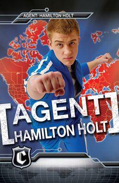Hamilton Holt agent card