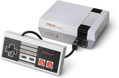 Nintendo Entertainment System - From your first Goomba stomp to your thousandth victory in Final Fantasy, the Nintendo Entertainment