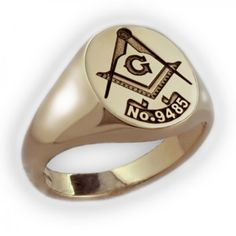eaa1083eefff3 45 Best Masonic Rings - silver, gold, handmade images in 2018 ...