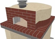 Outdoor Pizza Oven Kits, Wood Oven Pizza, Outdoor Kitchen Plans, Diy Pizza Oven, Outdoor Oven, Pizza Ovens, Outdoor Bars, Outdoor Kitchens, Outdoor Cooking