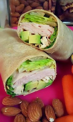 Delicious wrap & the wrapping technique!