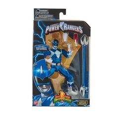 Power Rangers: Legacy – Metallic Blue Ranger (Limited Edition)  Bandai  Power Rangers, Legacy www.detoyboys.nl