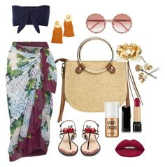 Designer Clothes, Shoes & Bags for Women Beach Party, Huda Beauty, Benefit, Gucci, Polyvore, Stuff To Buy, Design, Women, Fashion