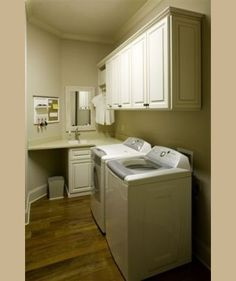 Contemporary Laundry Room Small Laundry Room Design, Pictures, Remodel, Decor and Ideas - page 2 Room Organization, Home, Small Laundry Rooms, Small Spaces, Laundry, Utility Rooms, Room, Room Design, Bathroom Renovations