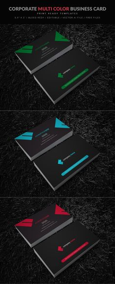 our latest creation is editable business card vector free file for
