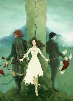 Whoa! Beautiful #Outlander art! So many talented fans! (from http://joaellaine.tumblr.com/post/114768997672/aaand-done-at-least-i-believe-so-many-thanks-to …)